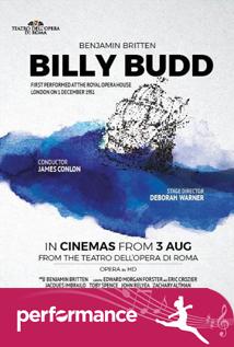 Billy Budd (Opera Roma)