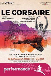 Le Corsaire (Scala Ballet)