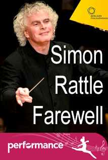Berlin Philharmonic Live - Rattle Farewell