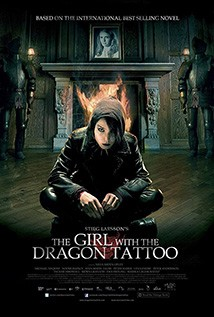 THE GIRL WITH THE DRAGON TATTOO (Sw)