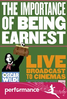 The Importance of Being Earnest (Oscar Wilde Live)