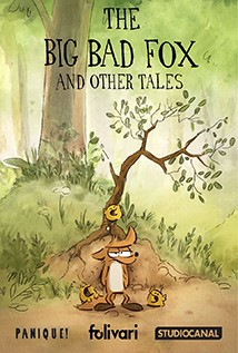 The Big Bad Fox and Other Tales...