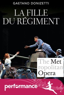 La Fille du Régiment (Met Opera)