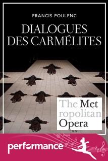 Dialogues des Carmélites (Met)