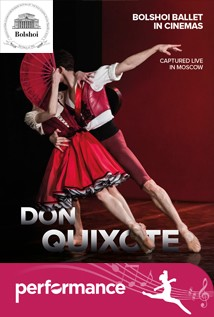 Don Quixote (Bolshoi 2018)