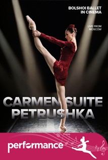 Carmen Suite / Petrushka