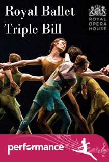 Royal Ballet Triple Bill  (2019)