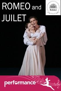 Romeo and Juliet (Bolshoi '20)