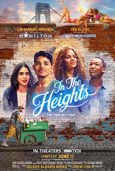 IN THE HEIGHTS (Open Air)