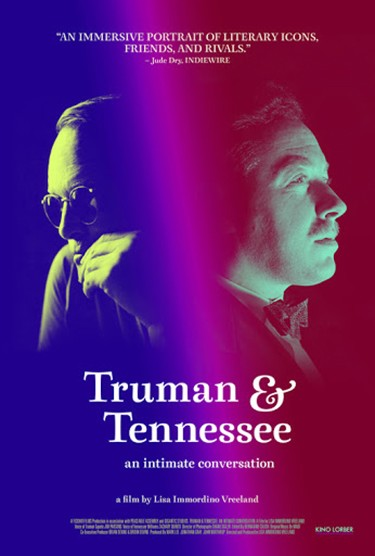 TRUMAN & TENNESSEE: AN INTIMATE CONVERSATION