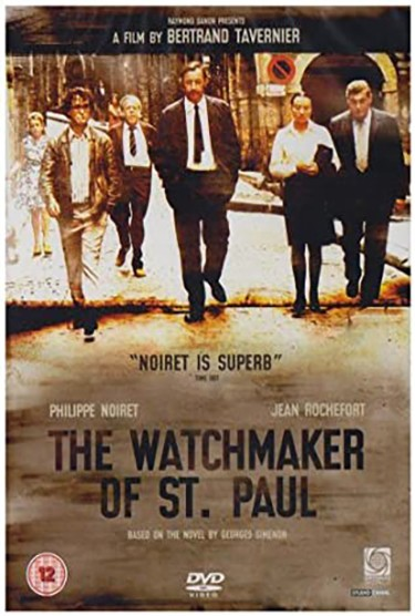 THE WATCHMAKER OF ST PAUL