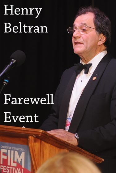 Henry Beltran Farewell