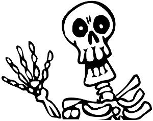 Tale of Mr Skeleton