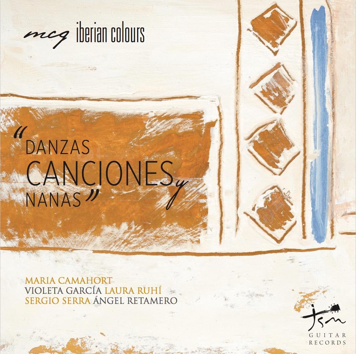 Iberian Colours - Maria Camahort Quintet