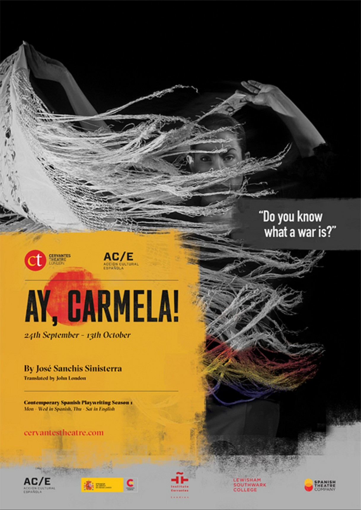 Ay, Carmela! (in Spanish)