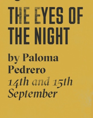 The Eyes of the Night (Dramatised Reading in English)