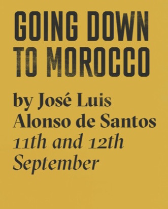 Going Down to Morocco (Dramatised Reading in English)
