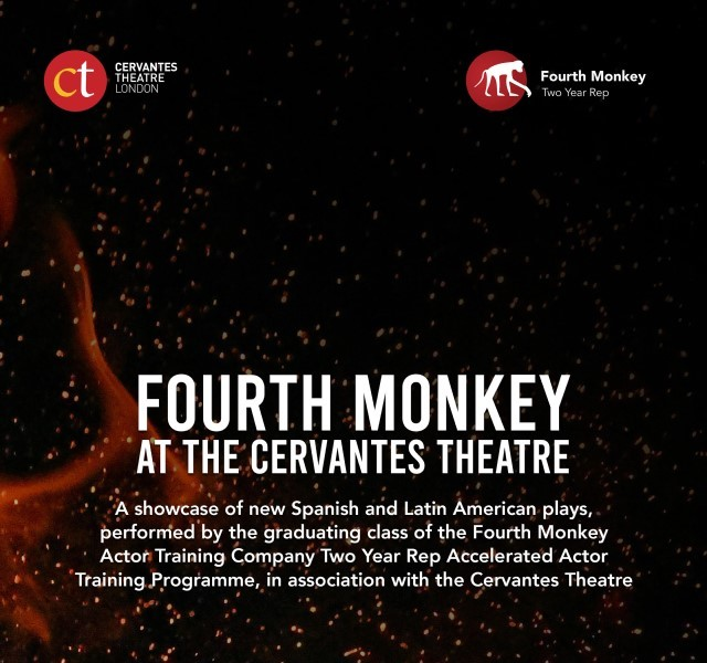 Fourth Monkey at the Cervantes Theatre