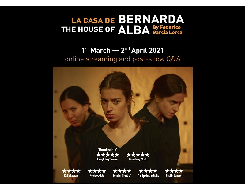 The House of Bernarda Alba  2021