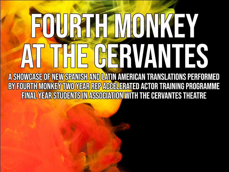 Fourth Monkey at The Cervantes