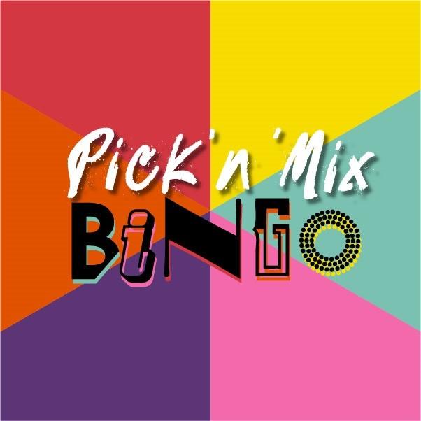 Pick 'n' Mix Bingo