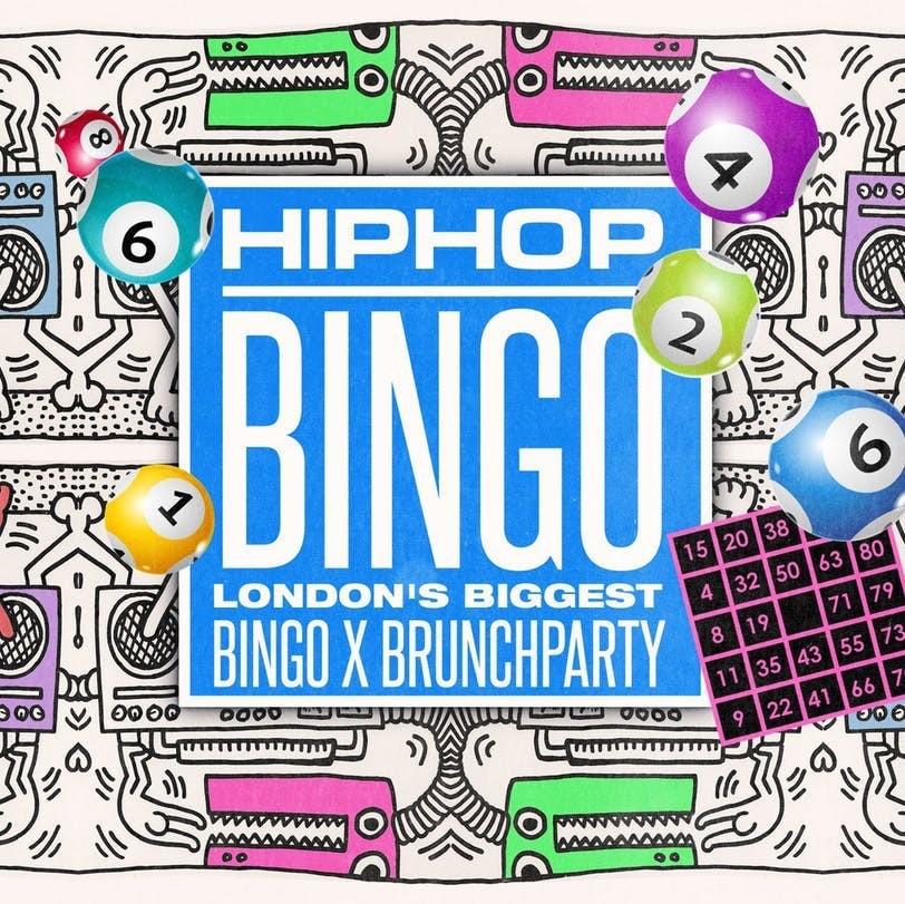 Hip Hop Bingo Brunch
