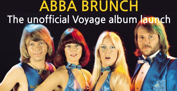 Abba Brunch - Unofficial Album Launch