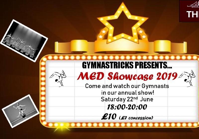 Gymnastricks - MED