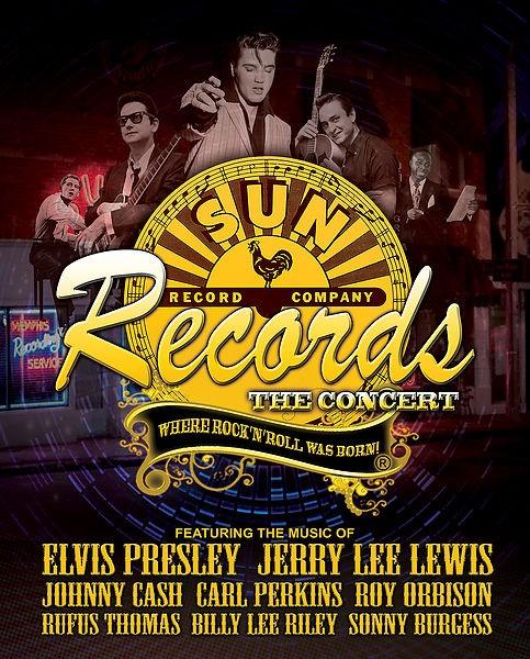Sun Records Concert Show