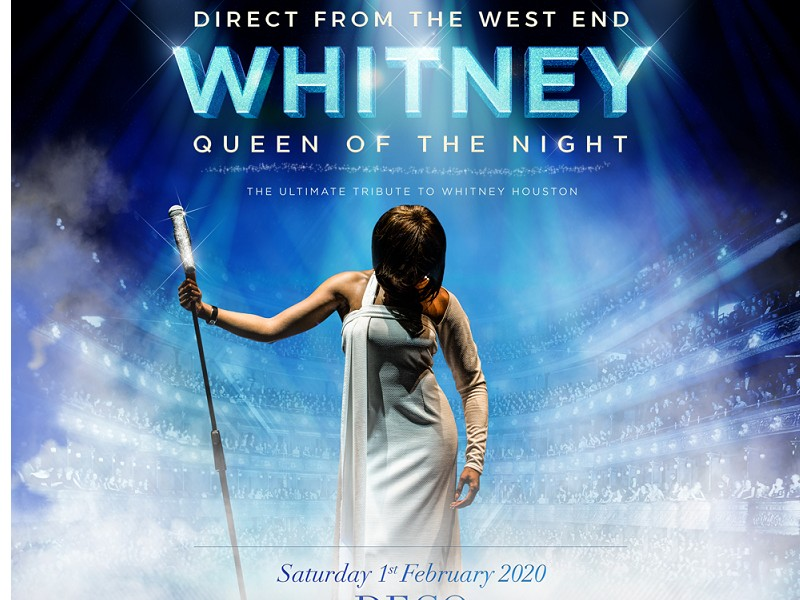 Whitney - Queen Of The Night!