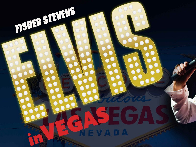 Elvis in Vegas!