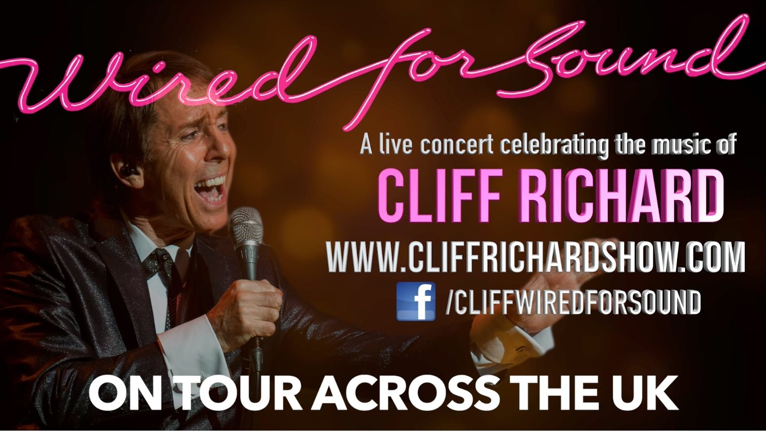 Wired for Sound: A Live Concert Celebrating Cliff Richard