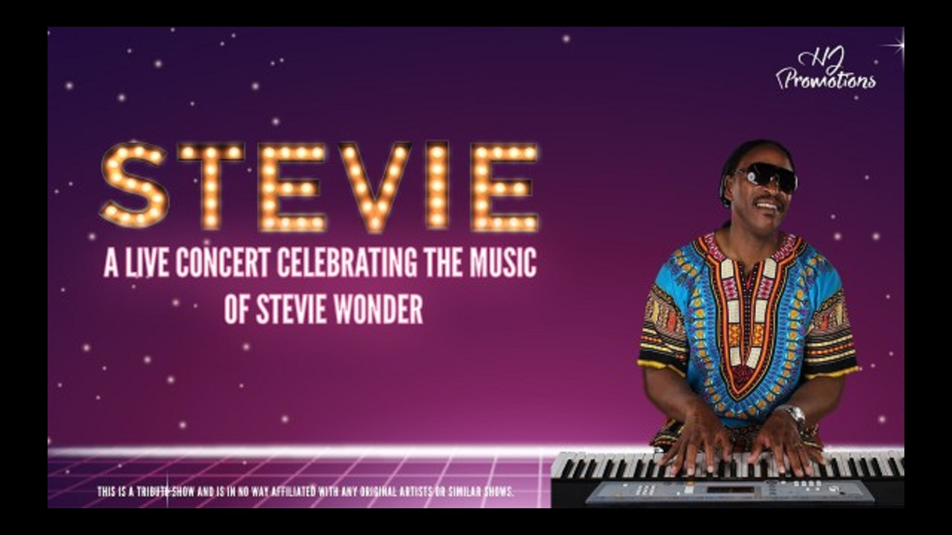 STEVIE: A Live Concert Celebrating The Music of Stevie Wonder