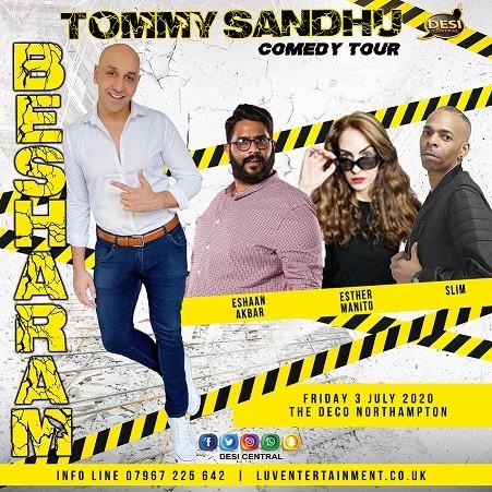 Tommy Sandhu : Besharam