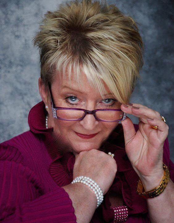 Pauline Daniels - Where's My Bloody Pension Tour