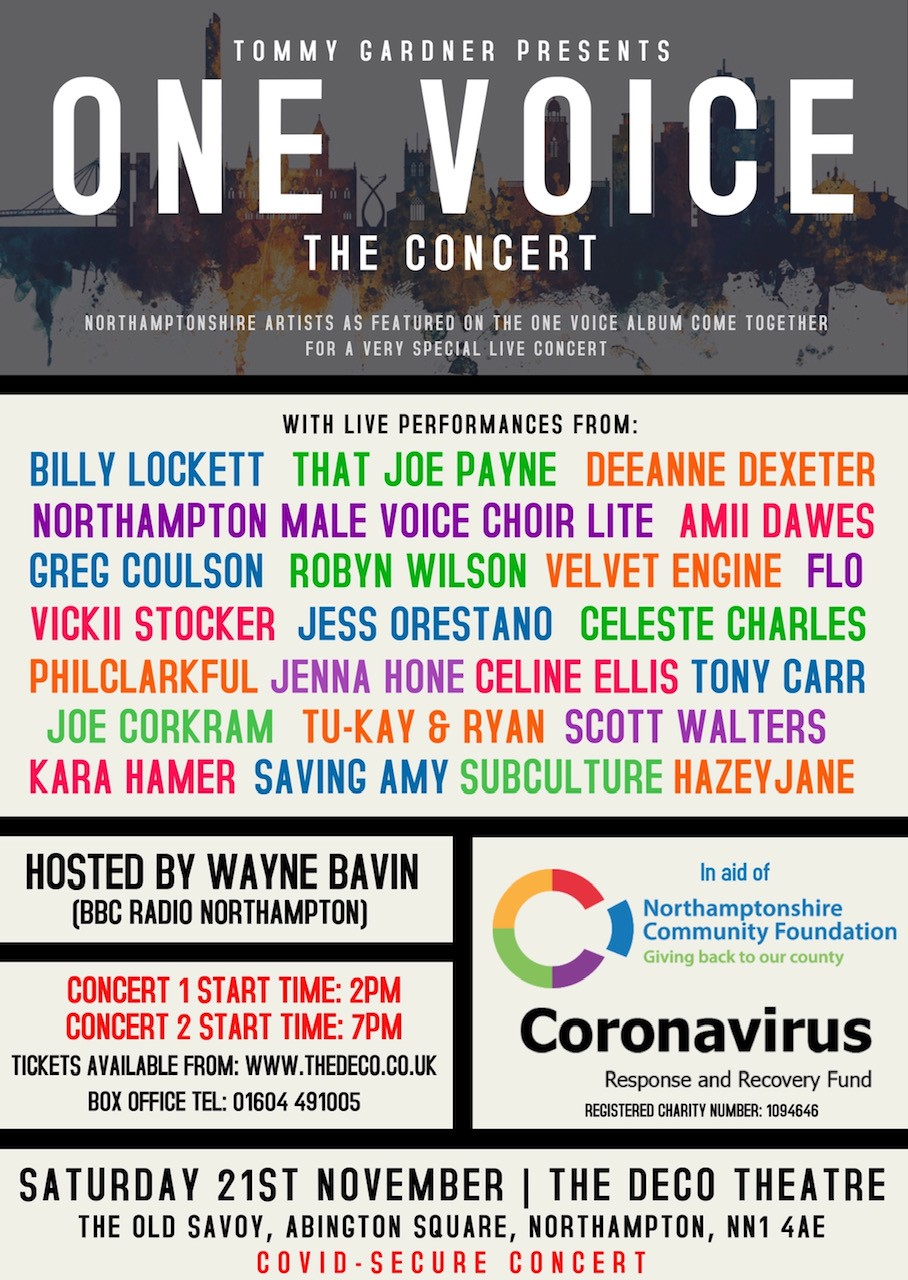 One Voice - The Concert