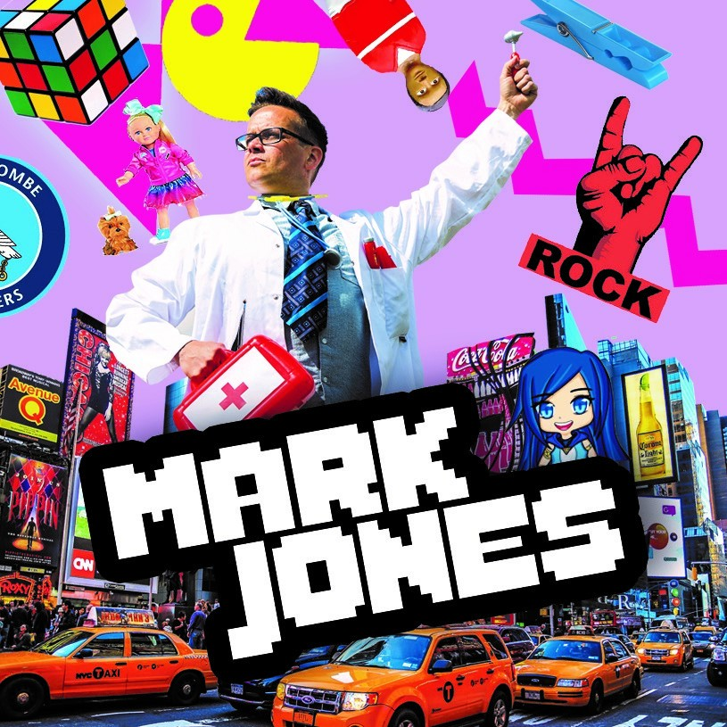 Mark Jones - Stand Up Comedy for Kids