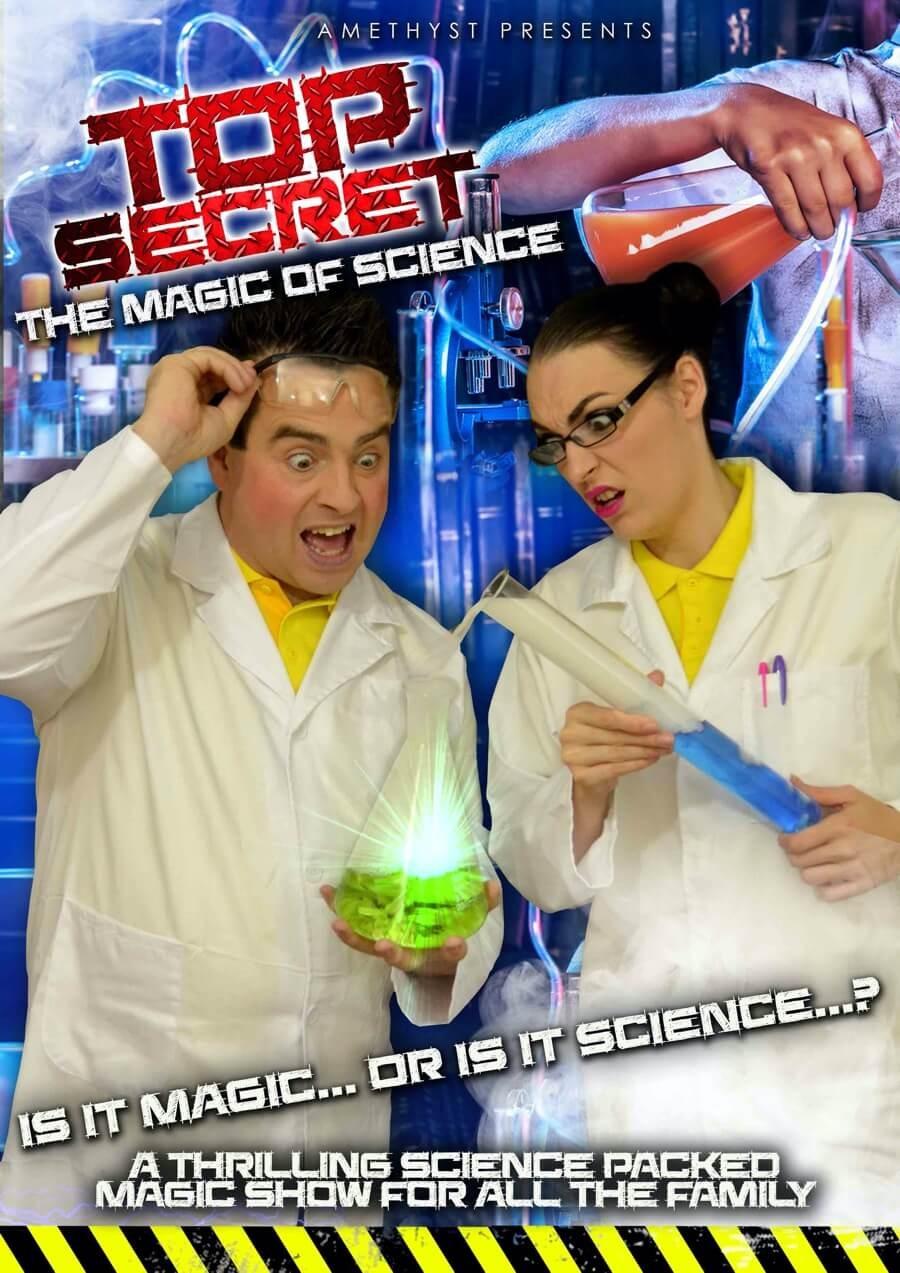 Top Secret - The Magic of Science