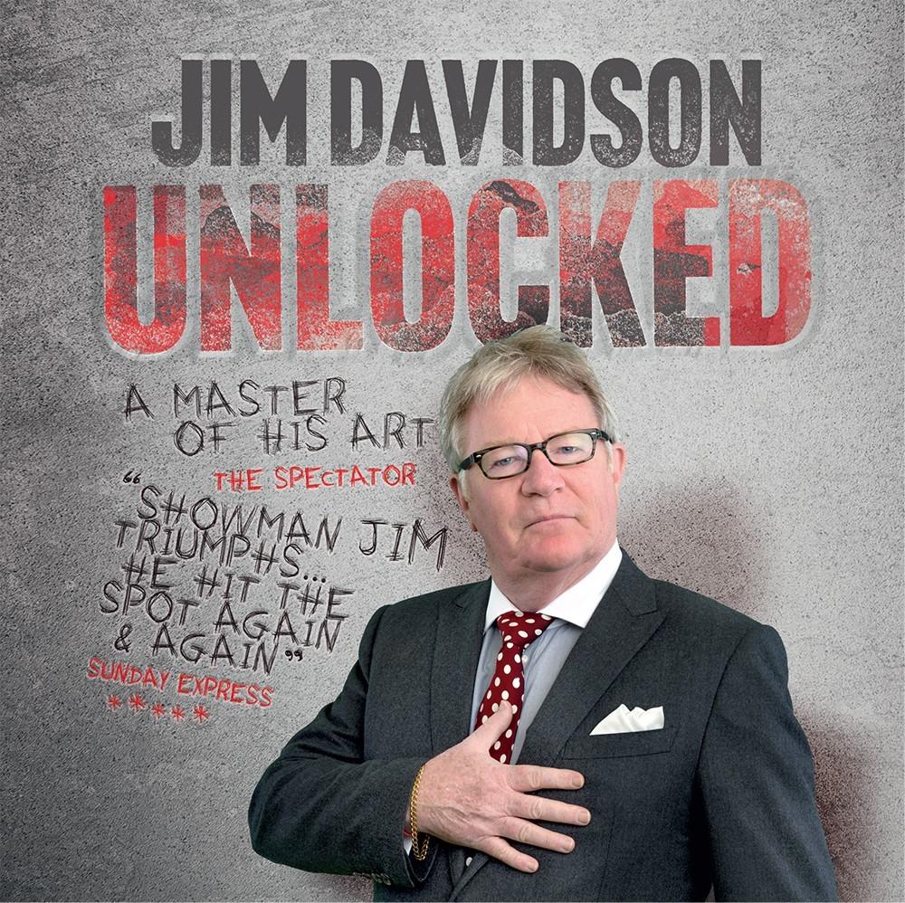 Jim Davidson - Unlocked
