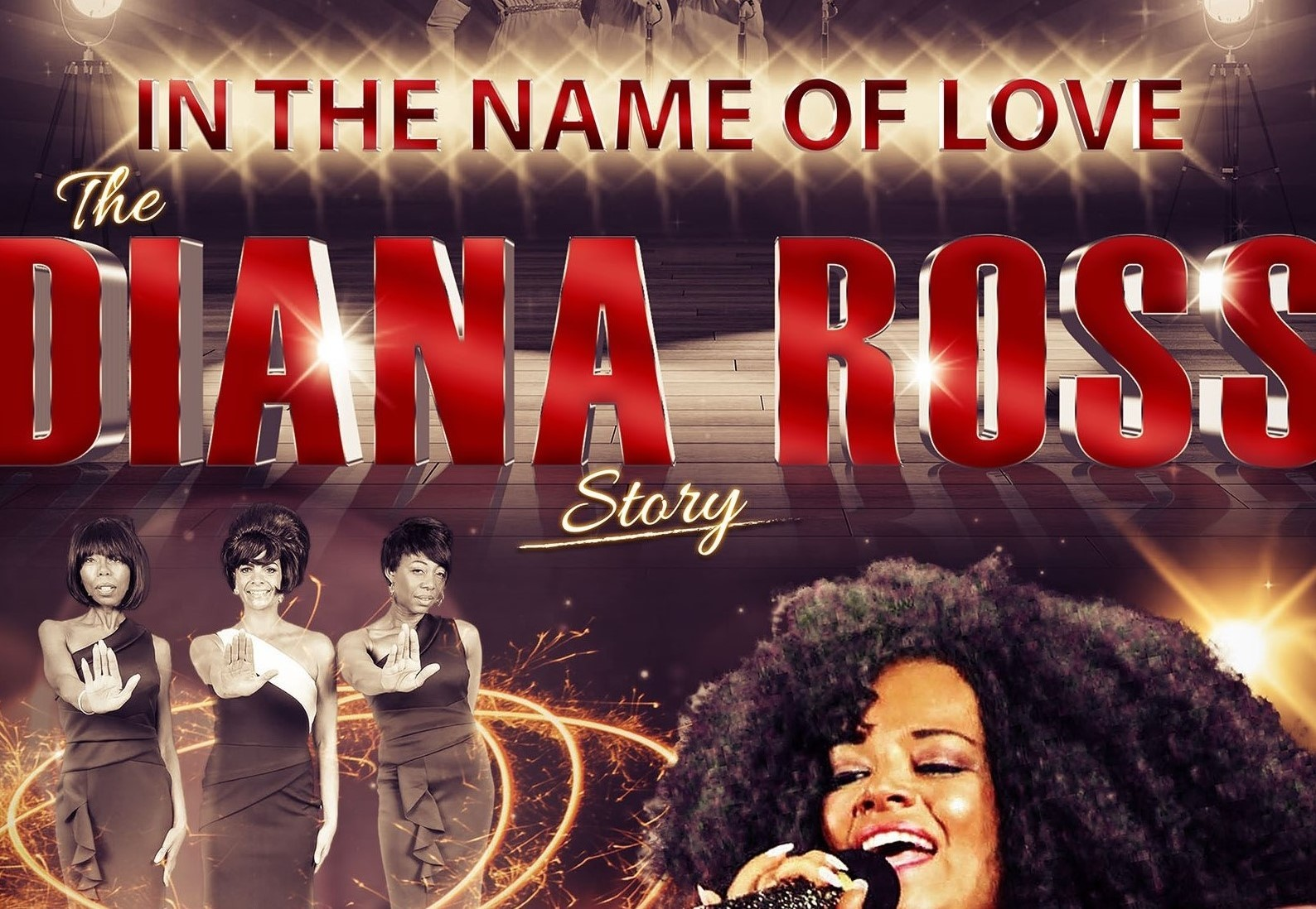 The Diana Ross Story- In The Name Of Love