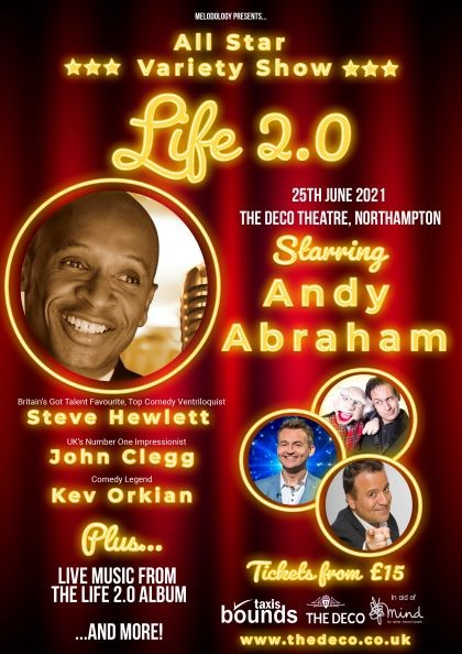 Life 2.0 All Star Variety Show