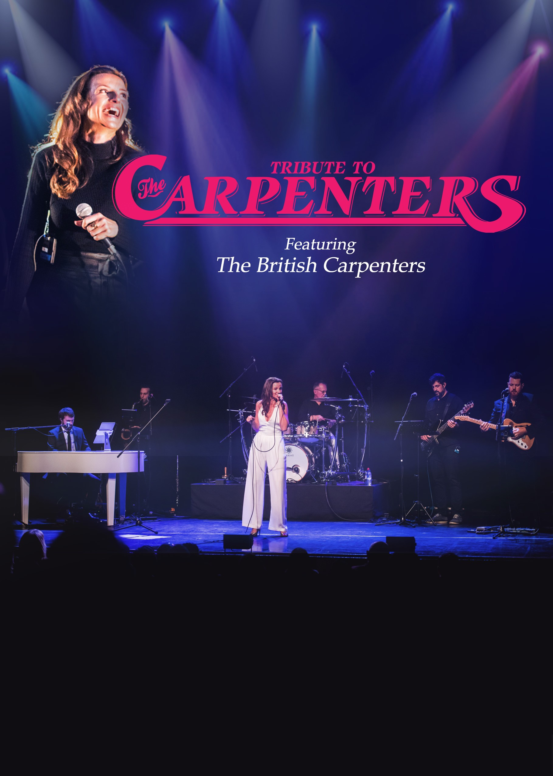 Tribute to the Carpenters featuring The British Carpenters