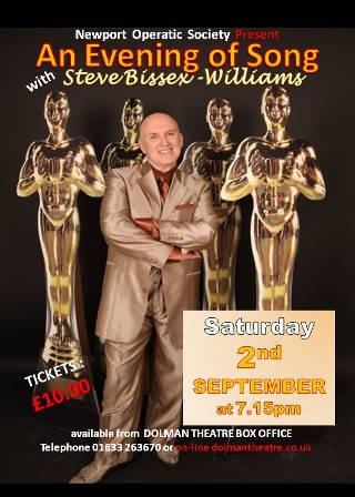 An Evening with Steve Bissex Williams