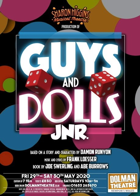Guys and Dolls Jnr