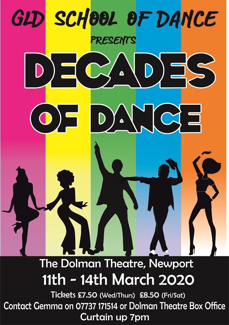 Decades Of Dance