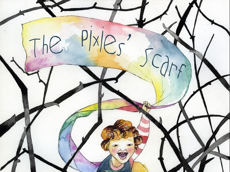 The Pixies Scarf (Soap Box Theatre)