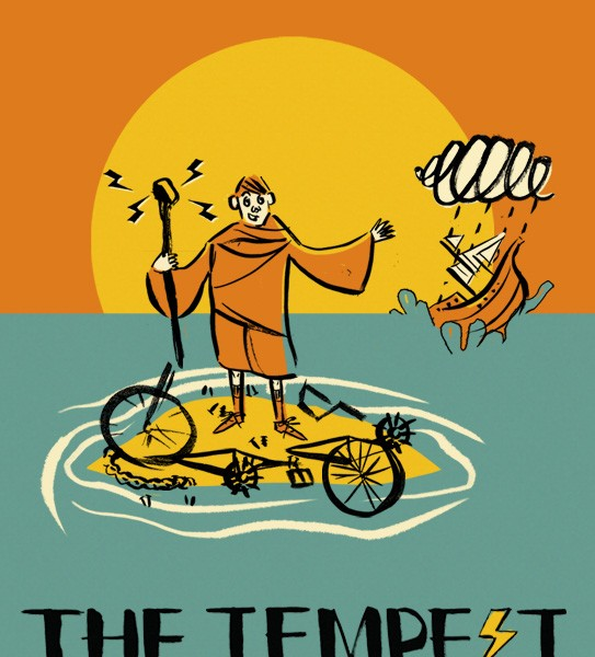 The Tempest (The Handlebards)