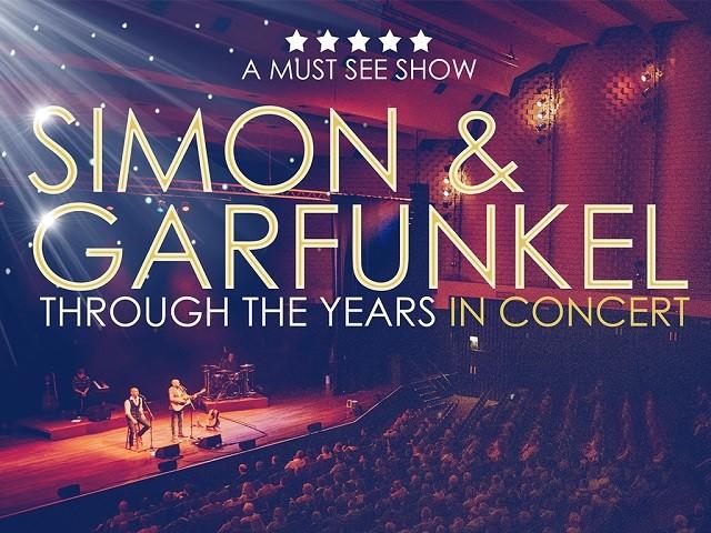 Seventh Avenue Arts present: Simon & Garfunkel Through the Years