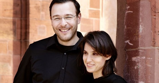Andreas Scholl with Tamar Halperin