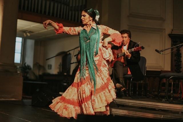 The Juan Martin Flamenco Dance Trio